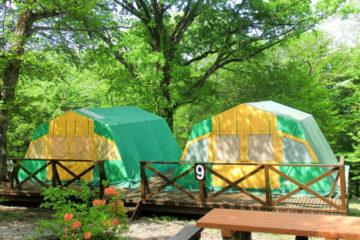 早瀬キャンプ場